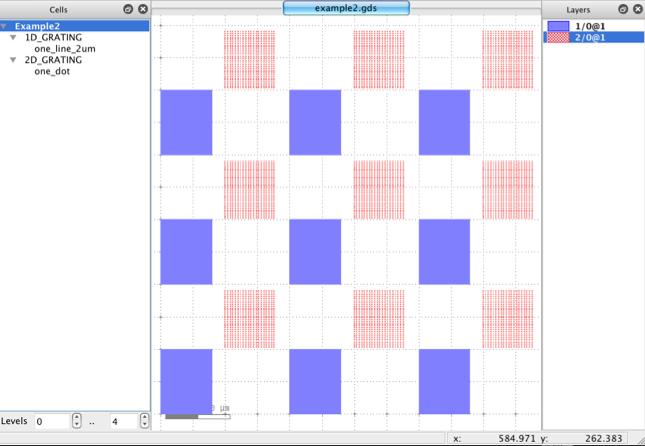 how to create a 2d array gaemaker